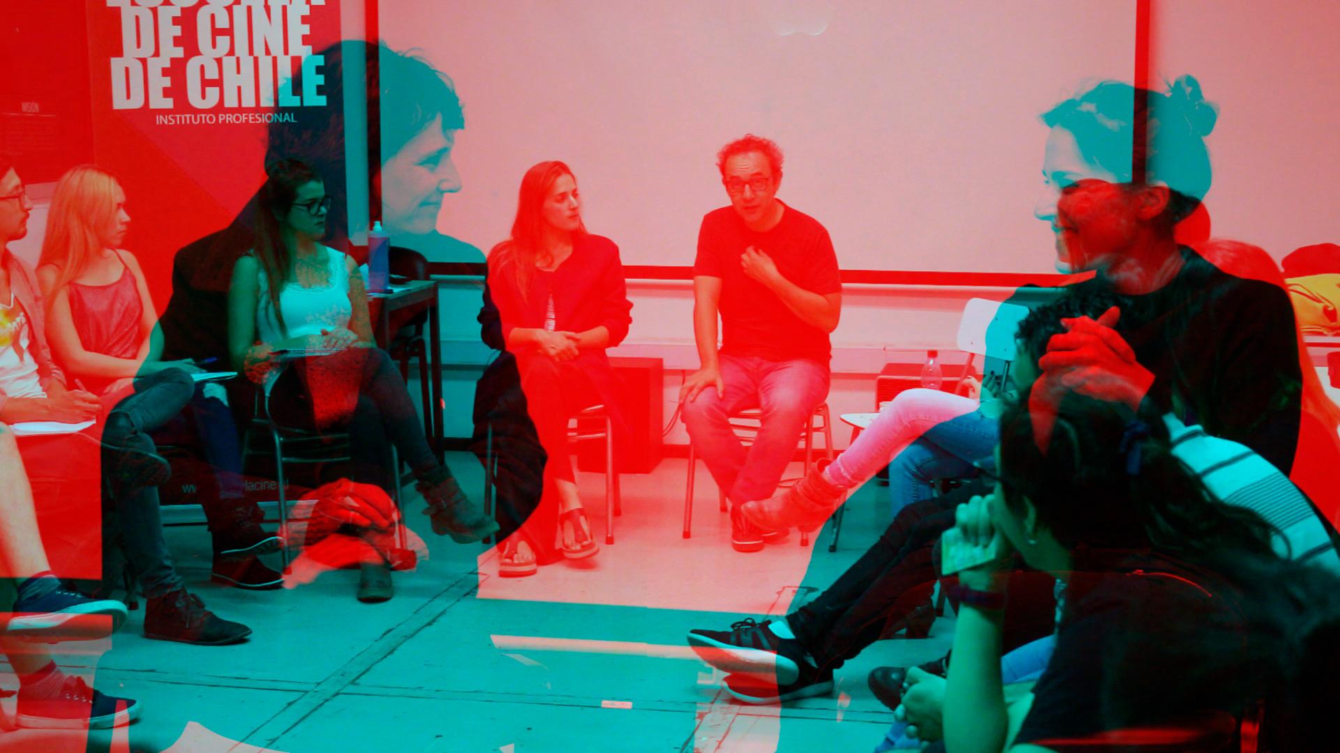Clases Magistrales con referentes del Cine Chileno