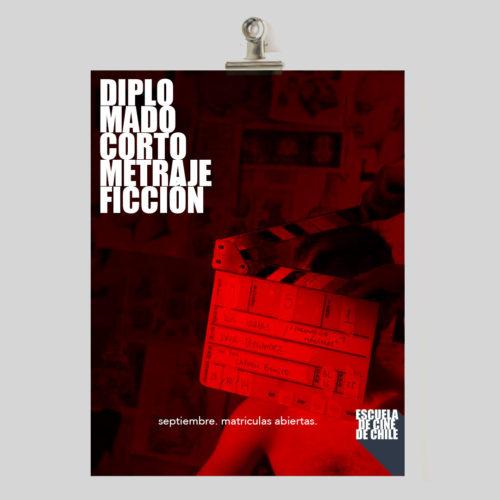 Escuela de Cine de Chile | Diplomado de Cortometraje Ficción